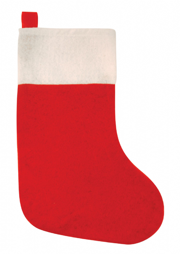 Red Felt Stocking